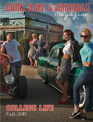 Dames Planes and Automobiles Fall 2015 Issue