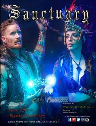 Sanctuary Magazine Issue #19