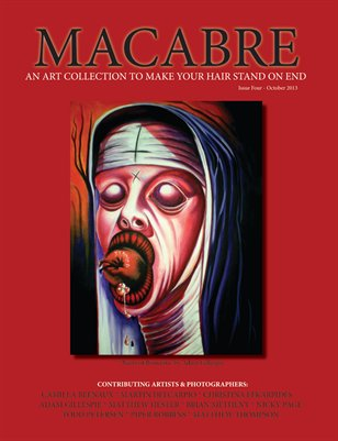 Macabre Art Magazine - Issue No. 4