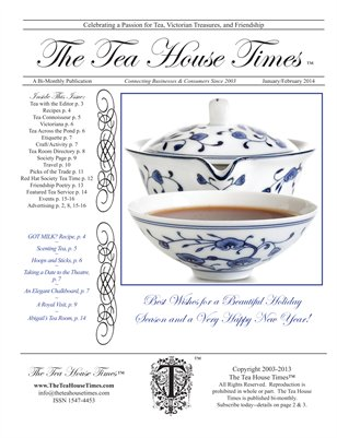 The Tea House Times Jan/Feb 2014 Issue