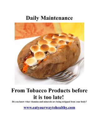 Daily Maintenance - Smoker's Edition