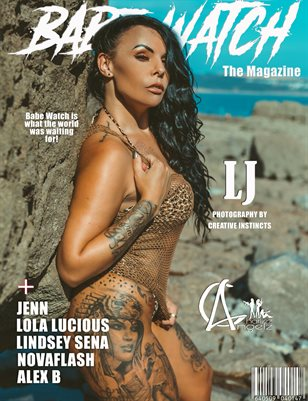 BABE WATCH MAGAZINE PRESENTS CHARLIEZ ANGELS VOLUME 2 FT LJ
