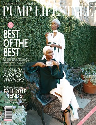 PUMP Lifestyle - The Beauty & Fashion Edition | October 2018 | Vol.8