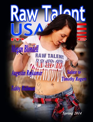 Raw Talent USA Spring 2014