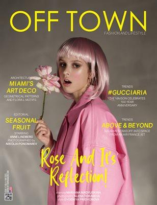 OFF TOWN MAGAZINE #7 VOL.4