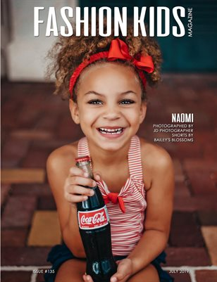 Fashion Kids Magazine | Issue #135