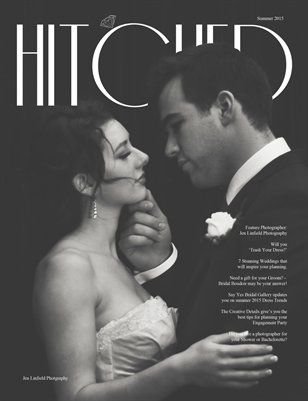 Hitched Wedding Magazine - July 2015