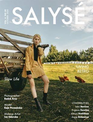 SALYSÉ Magazine | Vol 6 No 30 | OCTOBER 2020 |