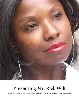 Mr. Rick Wilt