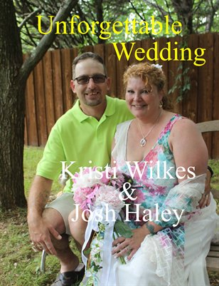 Wilkes & Haley Wedding Magazine