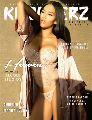 KNOCKERZ MAGAZINE #4 (HEAVEN)