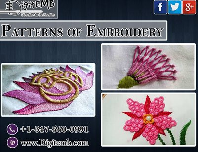Patterns of Embroidery