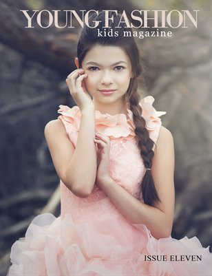 Kid Fashion Magazine Mount Mercy University