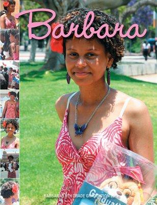 Barbara's Graduation