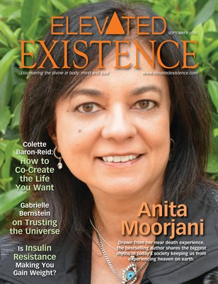 Elevated Existence Magazine September 2016 With Anita Moorjani