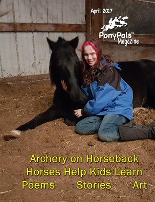 April 2017 Pony Pals Magazine -- Vol. 6 #11