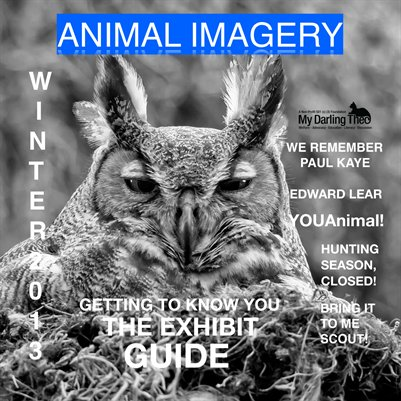Animal Imagery winter 2013