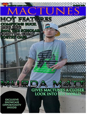 MACTUNES MAGAZINE MARCH ISSUE 2012