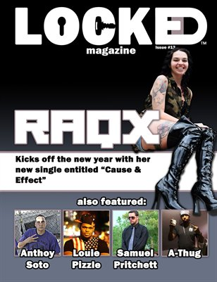 LOCKED Magazine Issue #13