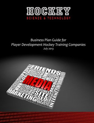 Business Plan Guide for Hockey Training Companies