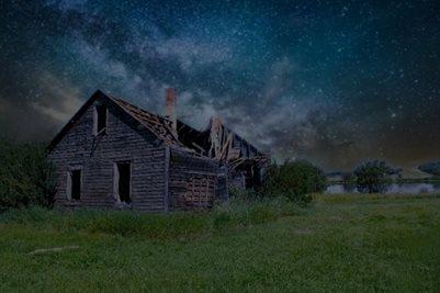 Old House ~ Rural Alberta, Canada 🇨🇦