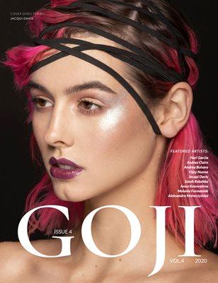 GOJI MAGAZINE ISSUE 4 VOL.4 2020