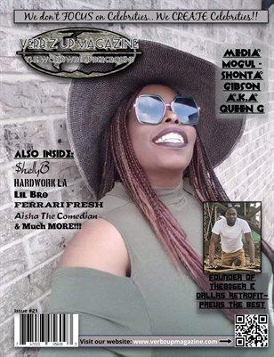 Verb'z Up Magazine #21