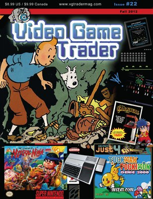 Video Game Trader #22 (Fall 2012)