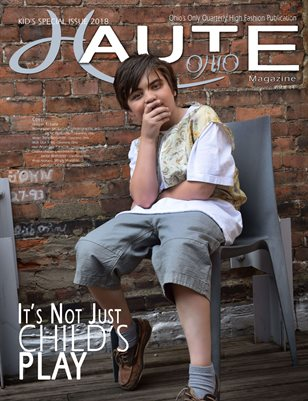 Haute Ohio Magazine - 2018 Special Kids Issue 14
