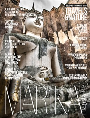 MARIKA MAGAZINE NATURE & TRAVELS (ISSUE 469 - DECEMBER)
