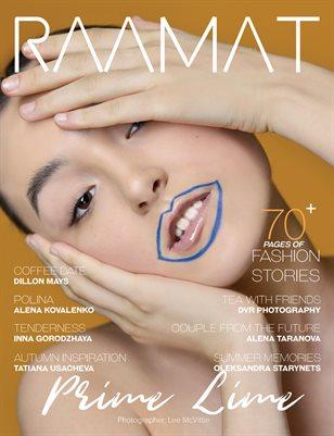 RAAMAT Magazine January 2021 Issue 6