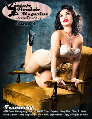 Vintage Boudoir Magazine Issue 4