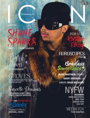 ICON MAG - NOV/DEC ISSUE 28