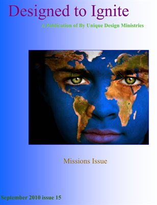 Missions Issue Sept 2010 Issue 15