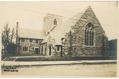 FIRST PRESBYTERIAN CHURCH, PADUCAH, KENTUCKY
