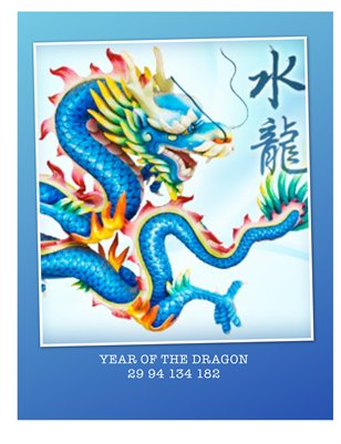 Years of the Dragon