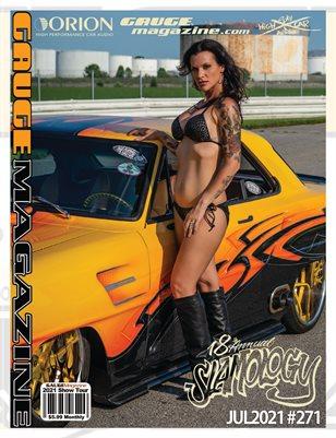 Gauge Magazine July 202 Issue