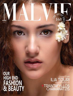 MALVIE Magazine The Artist Edition Vol 168 March 2021