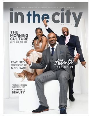 In The City Magazine  V.15