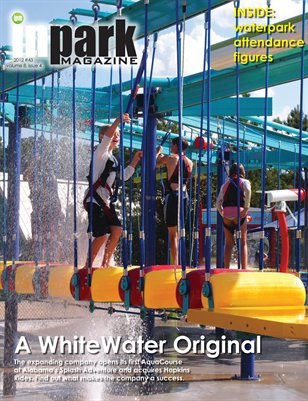 Issue #43: Waterparks 2012