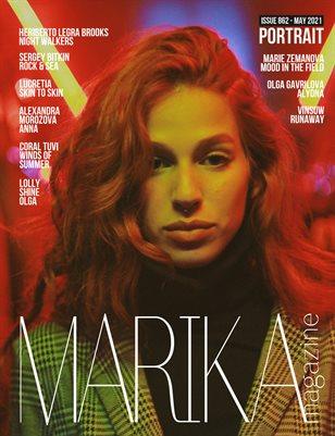 MARIKA MAGAZINE PORTRAIT (ISSUE 862 - MAY)