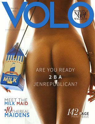 VOLO #31 - November 2015 - Meet the Milkmaid