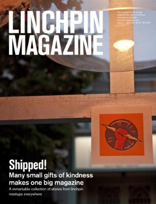 Shipped! A remarkable collection of stories from linchpin meetups everywhere