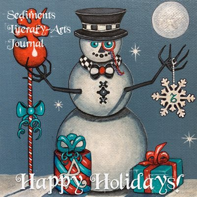 Sediments Literary-Arts Journal: Happy Holidays!