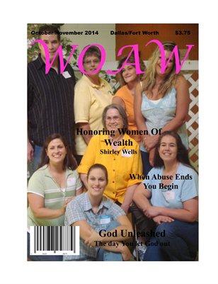 WOAW Magazine October 2014