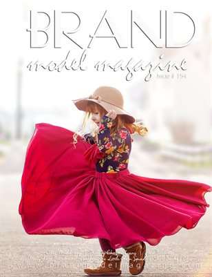 Brand Model Magazine  Issue # 154