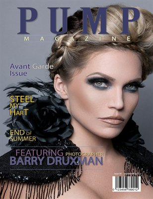 PUMP Magazine Issue 34 Avant Garde