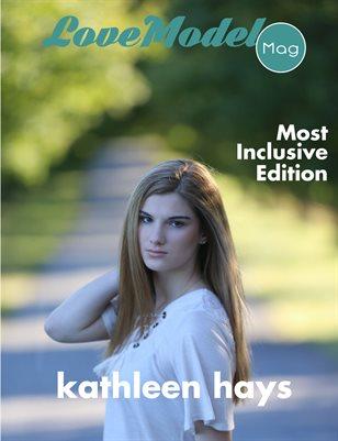 Cover Model Kathleen