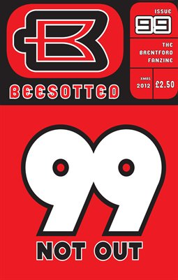 Beesotted Issue 99 – The Brentford FC Fanzine