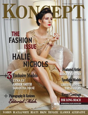Koncept Magazine February 2015